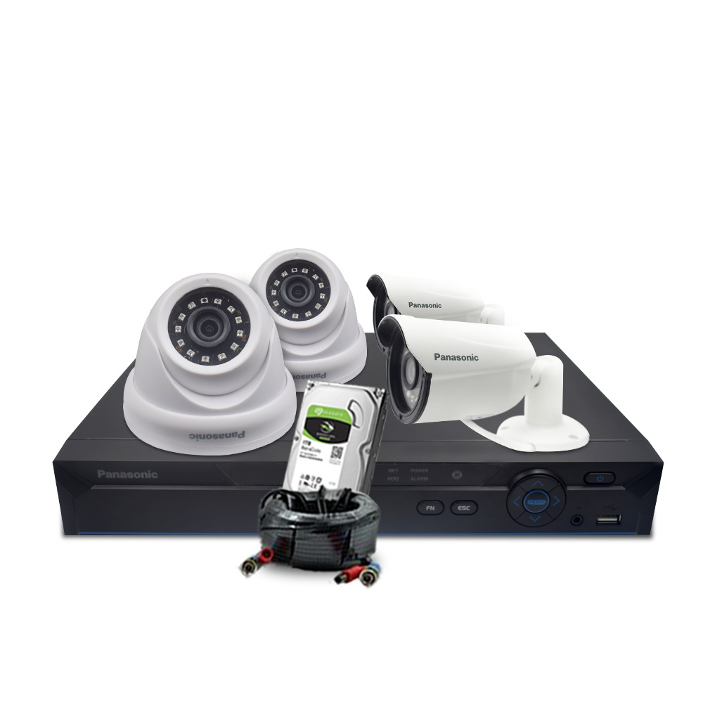 كاميرات مراقبة باناسونيك Panasonic