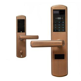 كالون باب مصفح smart door lock