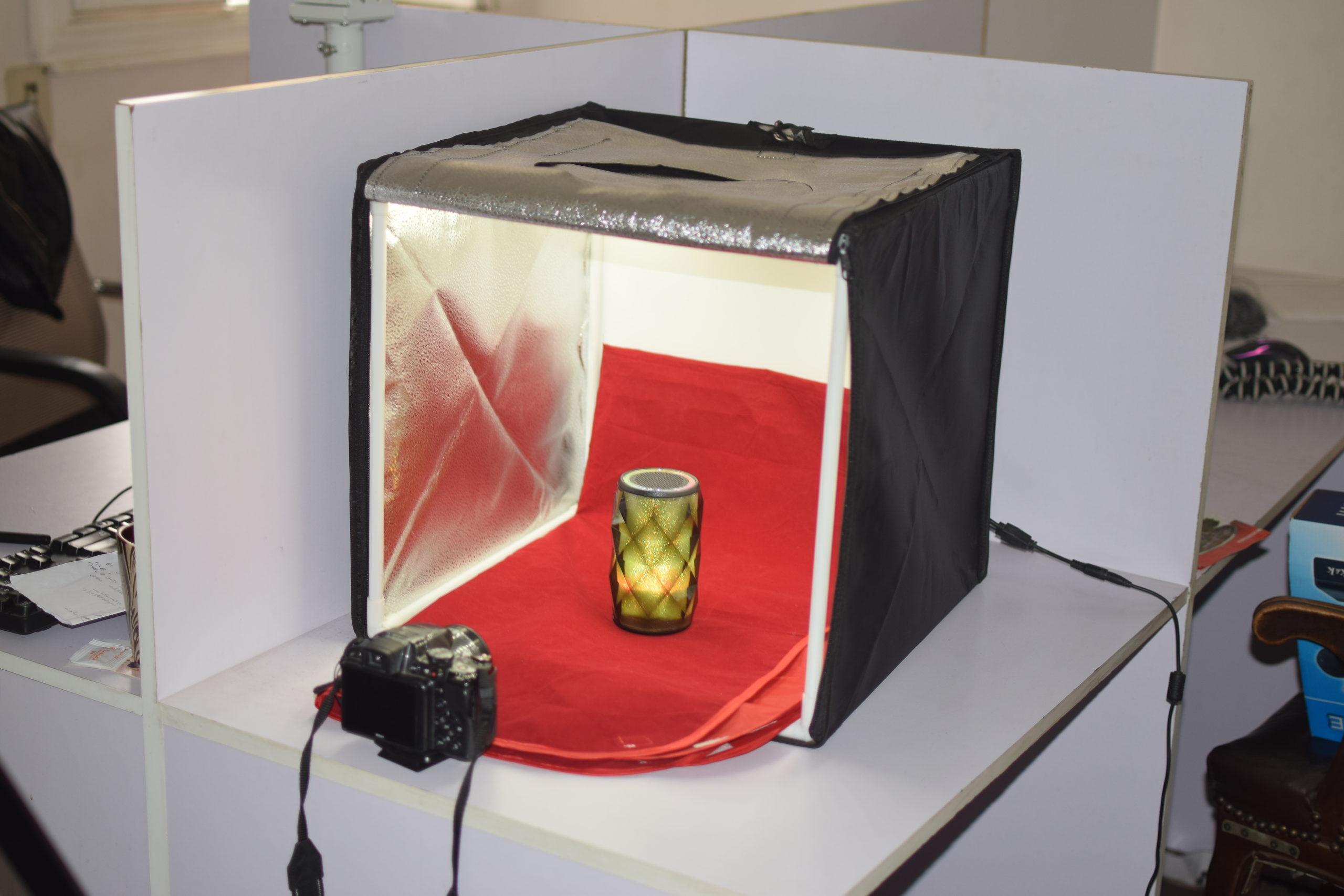 soft box بوكس التصوير الذكى